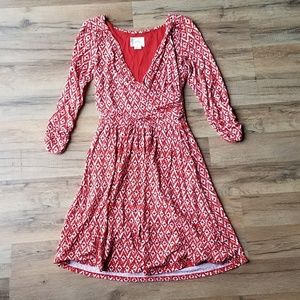 Maeve/Anthropologie Wrap Dress